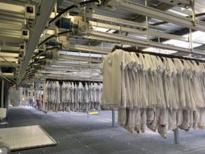 Vêtements de travail & oreillers