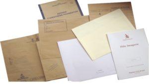 Enveloppes et pochettes